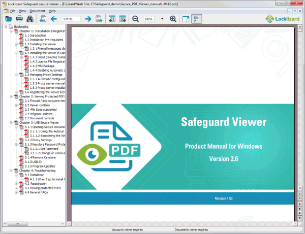 Windows viewer to pdf Foto