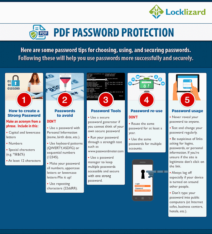 Reasons NOT to Password Protect PDF Files | Secure
