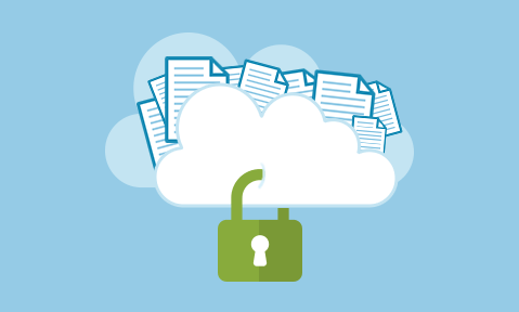 Securing documents in the cloud